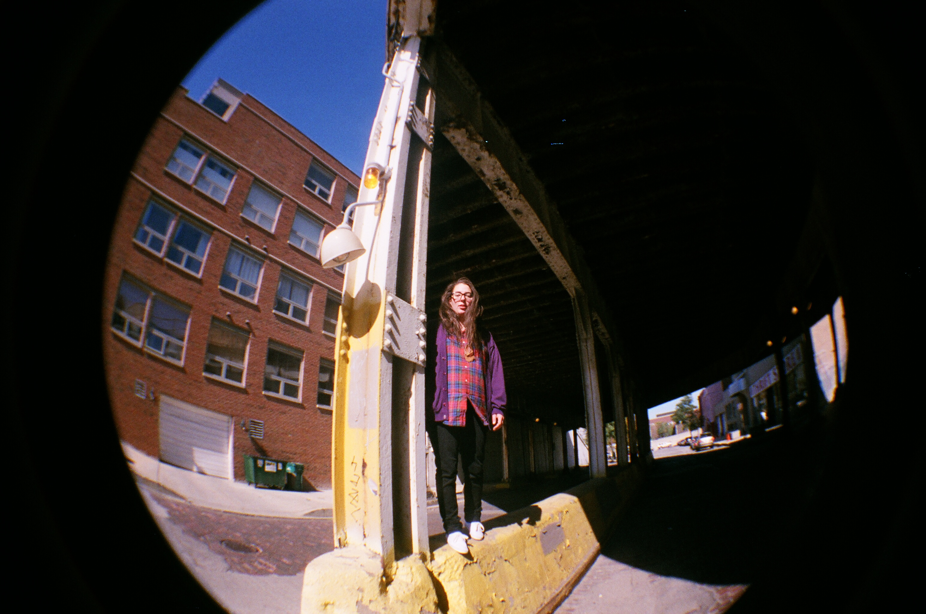 Amy in Chicago